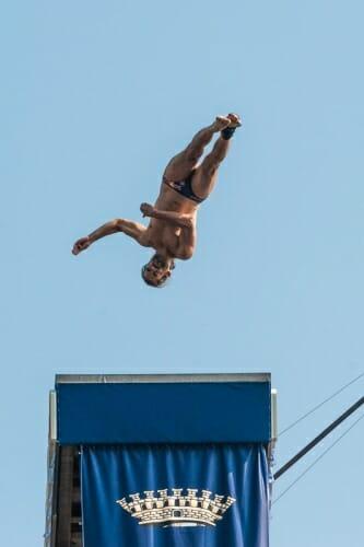 Red Bull Cliff Diving Malcesine