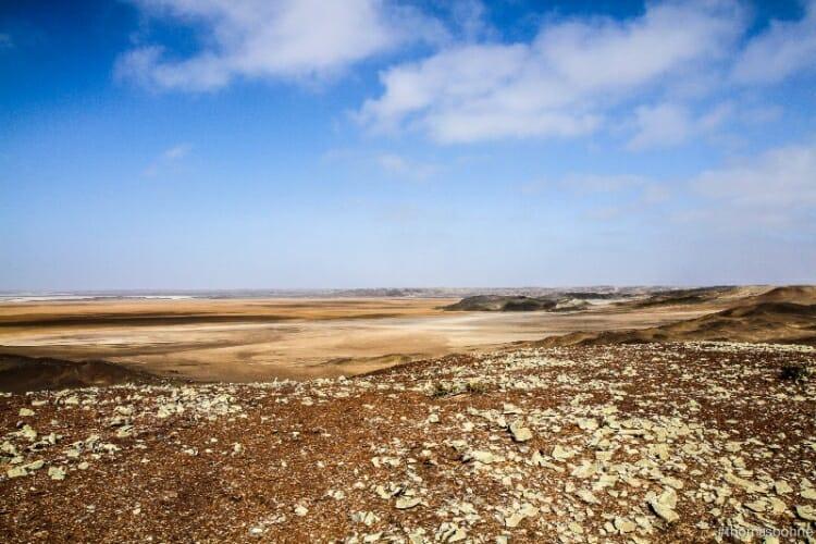 deserto namibia