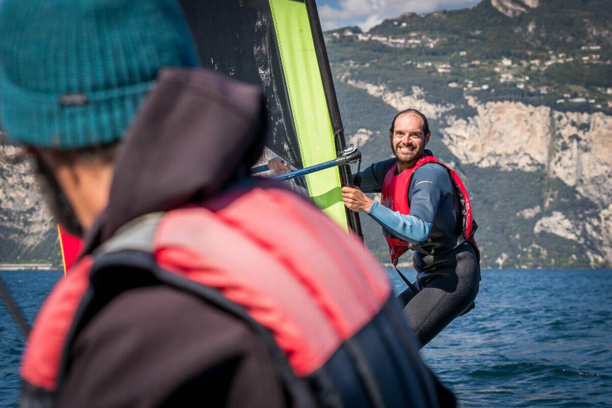 08 corso base windsurf lago di garda malcesine 360gardalife 1200x800