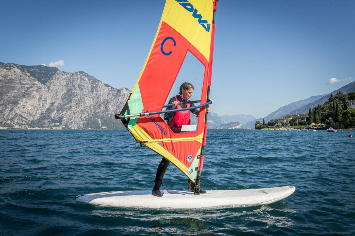 10 corso base windsurf lago di garda malcesine 360gardalife 1200x800