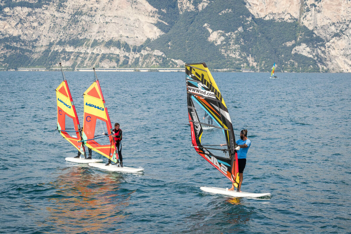 12 corso base windsurf lago di garda malcesine 360gardalife 1200x800
