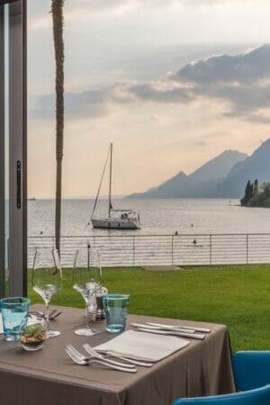 hotel val di sogno malcesine vista lago