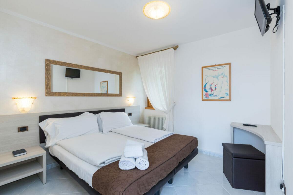 Casa Benamati Malcesine camera