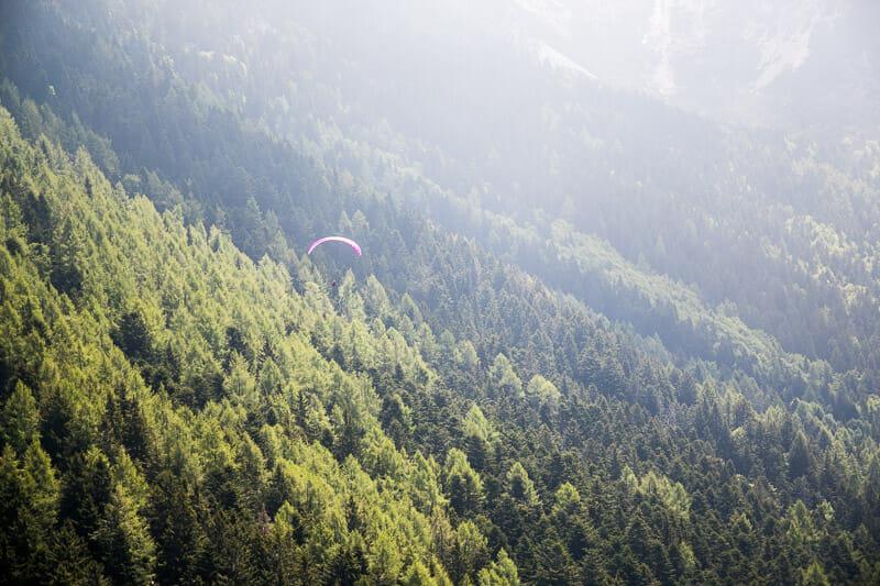 Volo tandem in parapendio al Lago di Garda e Monte Baldo