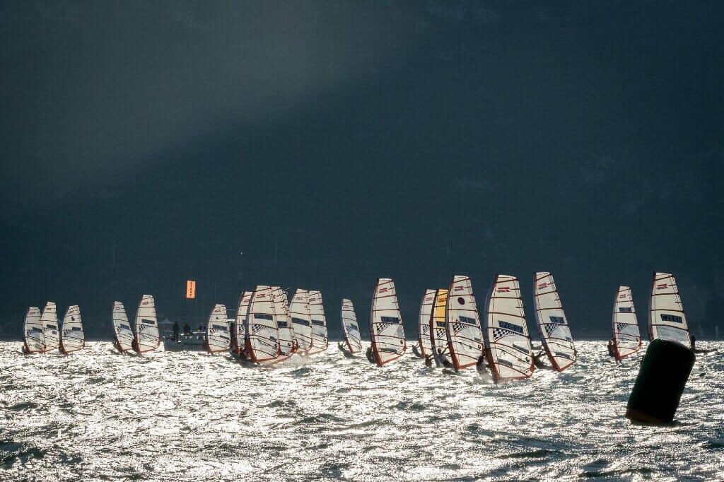 windsurf lago di garda regata 360gardalife