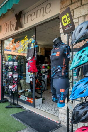 xtreme bike shop malcesine