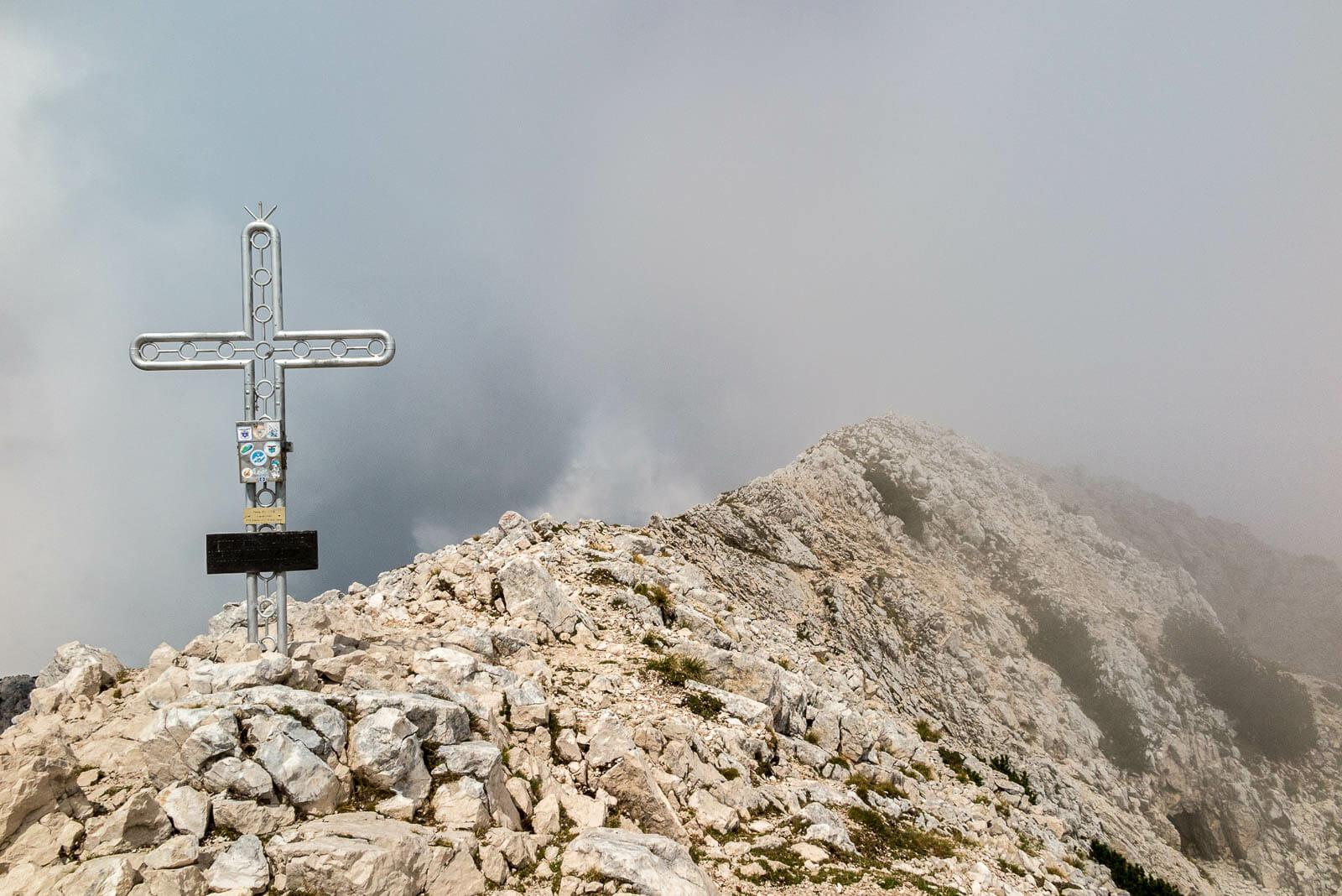 Croce di Cima Valdritta