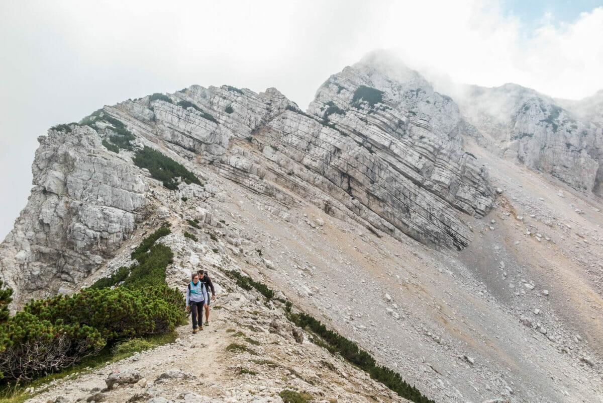 Sentiero delle Cime del Monte Baldo