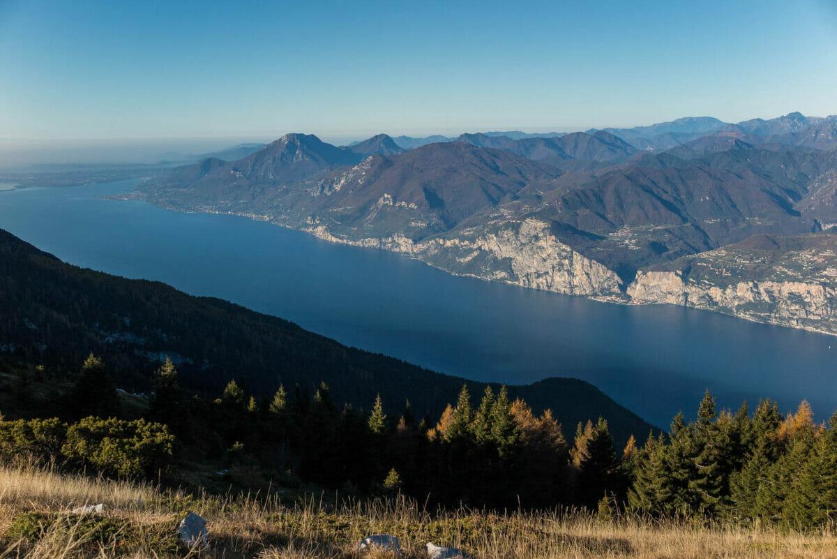 Monte baldo hohenweg 651 seeblick