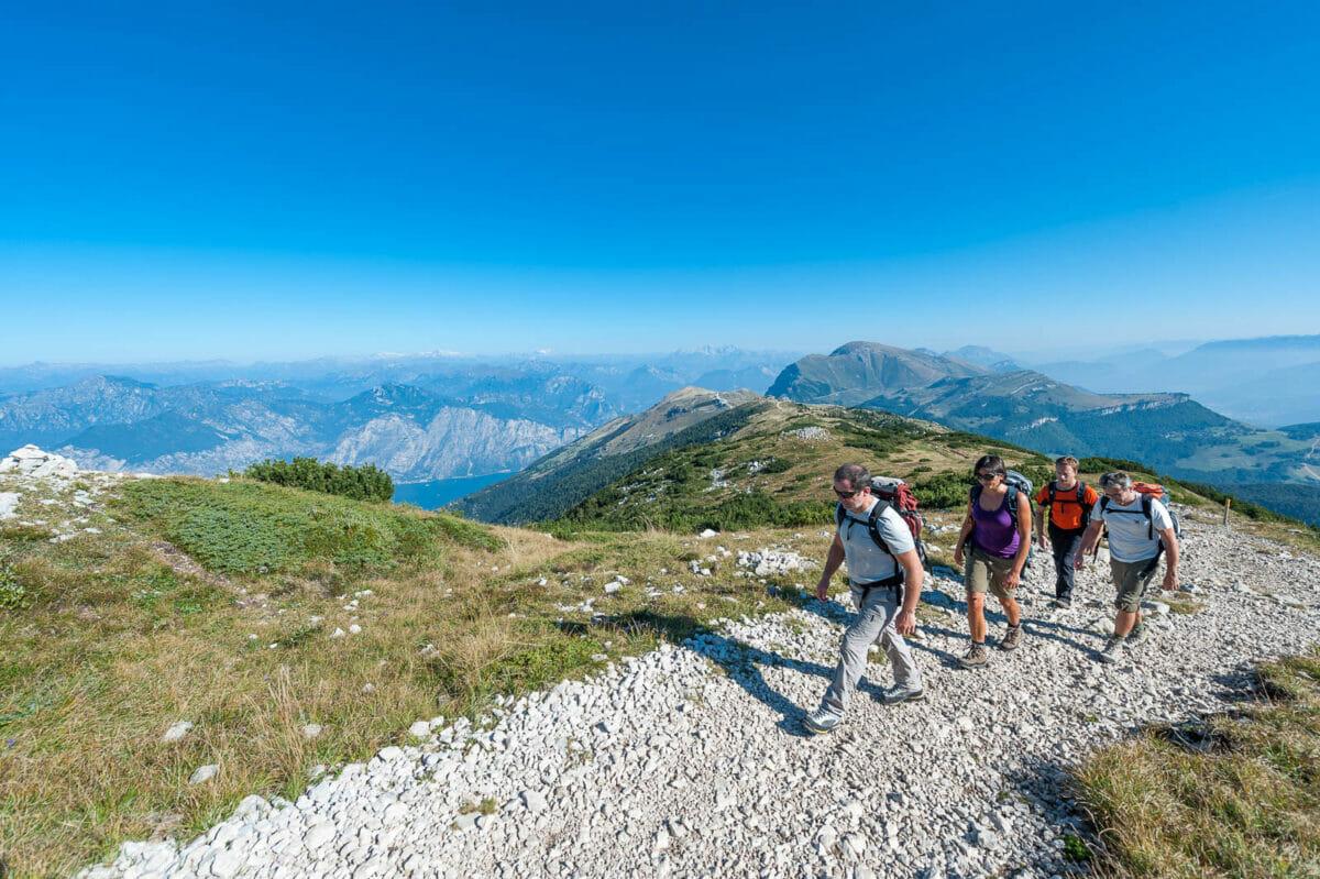 Monte baldo hohenweg 651 start