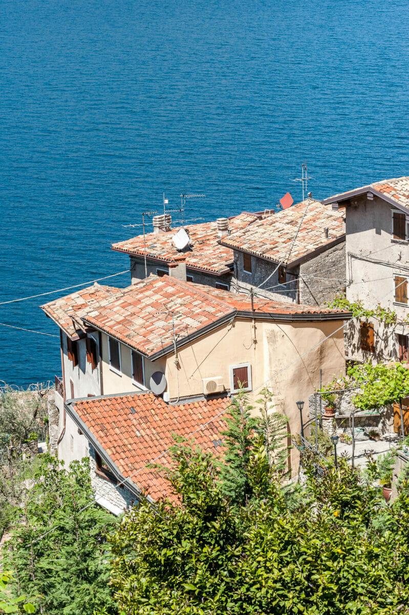 Castello: Brenzone Weilern am Gardasee