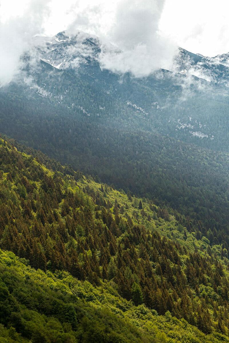 riserva del monte baldo