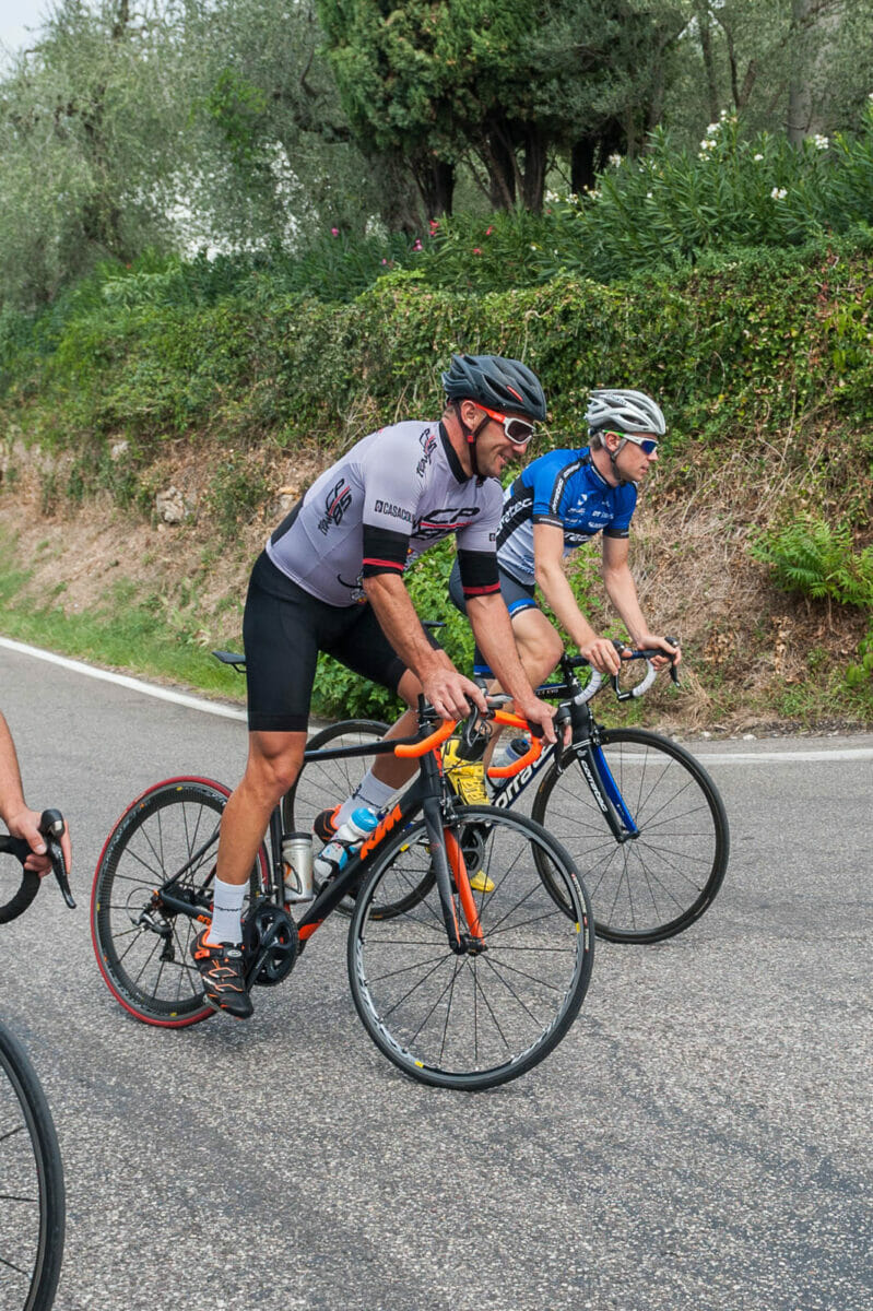 road bike to torri and albisano