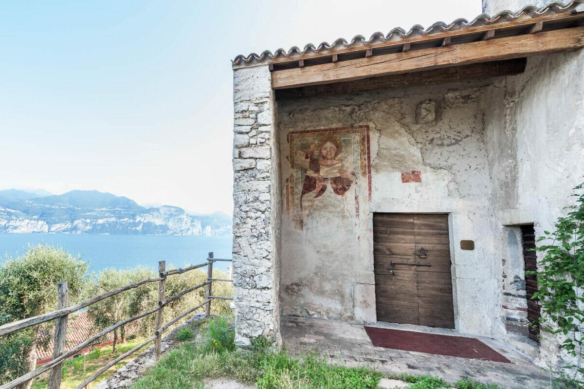 Castelletto: Brenzone Weilern am Gardasee