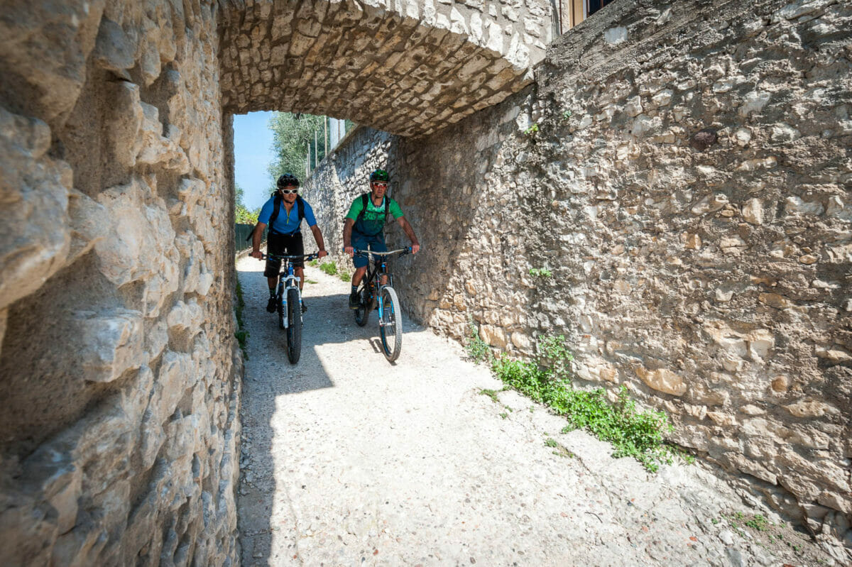bike route to campo