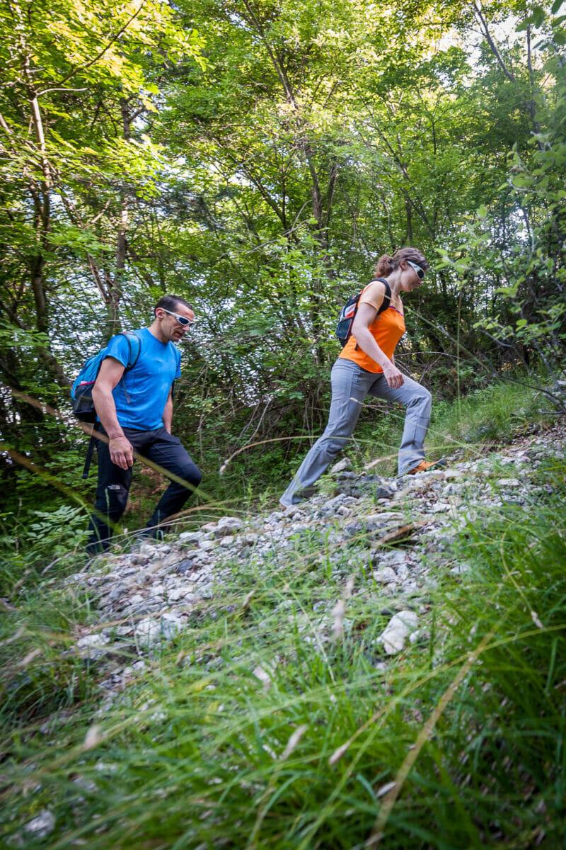 uphill to alm brione
