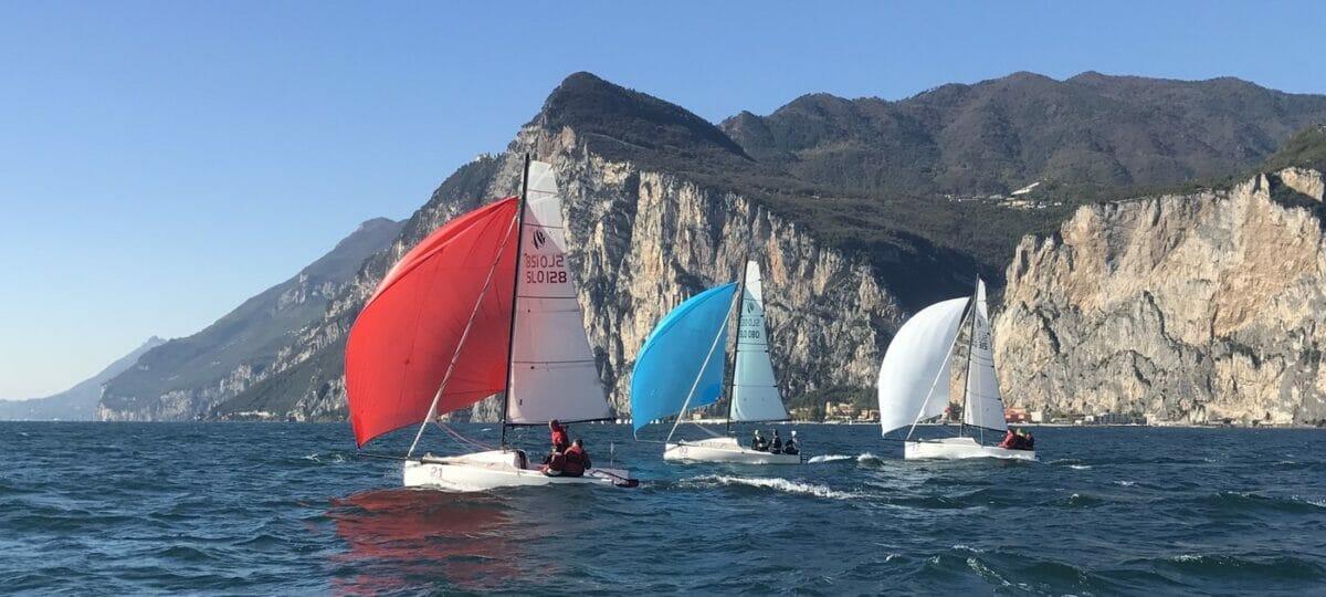 sailing lessons at stickl sportcamp