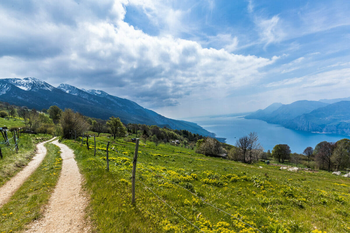 trekking route at prai