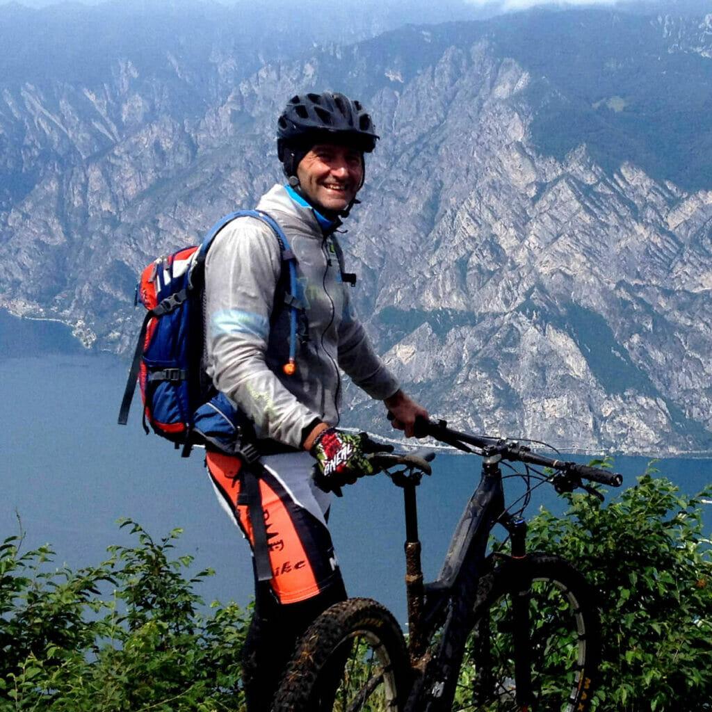 guida mtb di malcesine bike tours