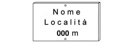 tabella di località