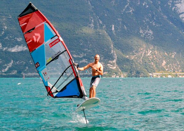 fabio calò windsurf foil