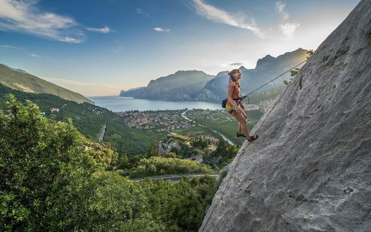 felswand belvedere kletterkurs