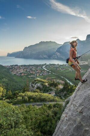 arrampicata al belvedere