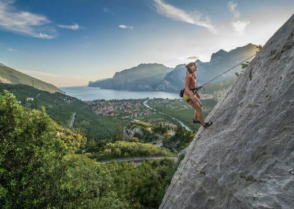 climbing at belvedere