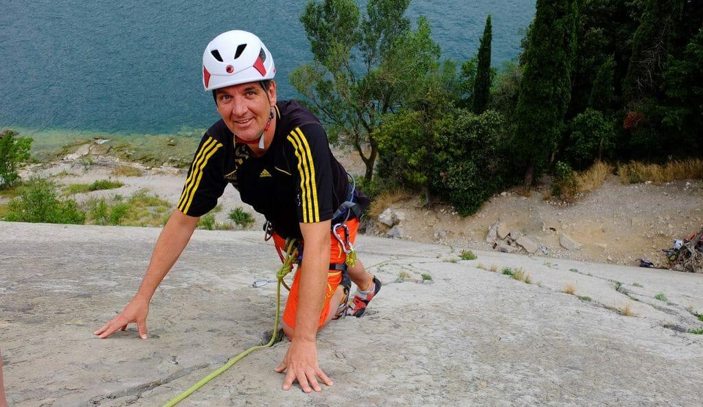 arrampicata garda outdoor