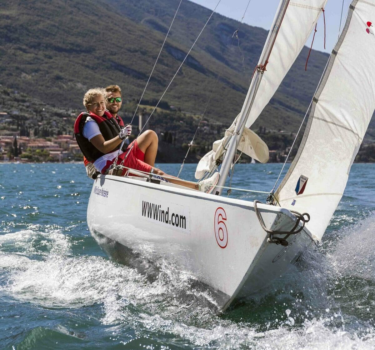 soling wwwind square malcesine