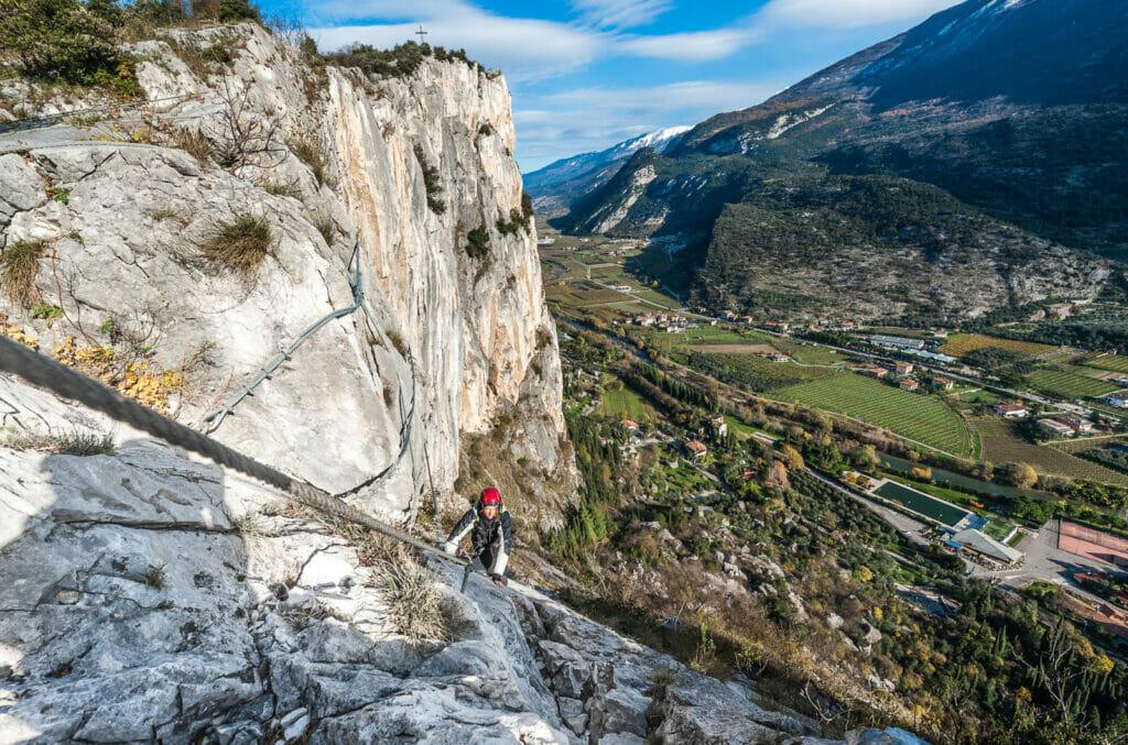 klettersteig Monte Colodri