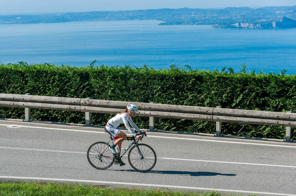 rennrad route gardasee panorama