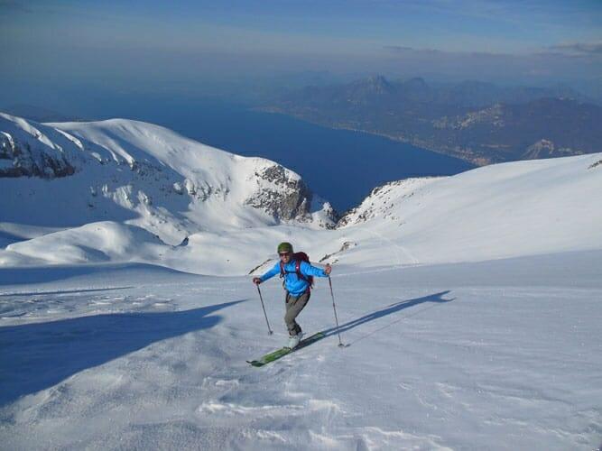 ski mountaineer