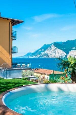 casa marinella whirlpool mit blick