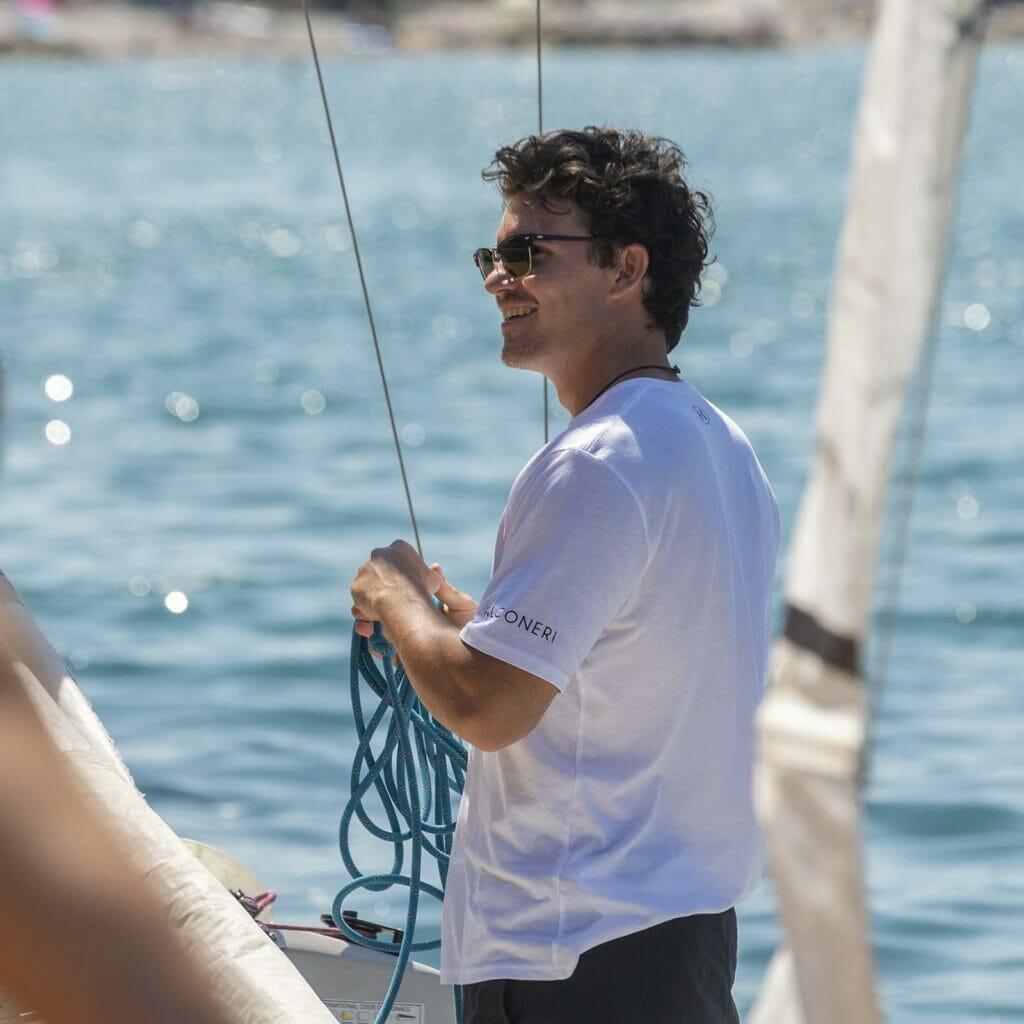 capitano della barca