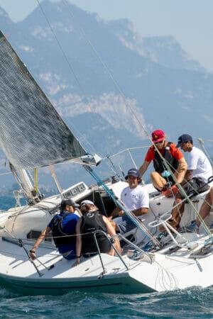 navigation on a sail boat