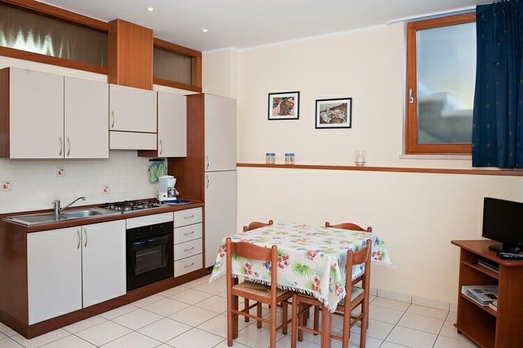 casa facchinetti cucina