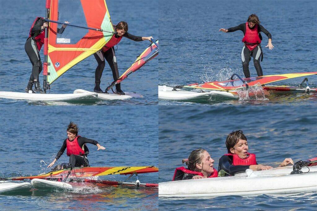 06 corso base di windsurf lago di garda 1024x683