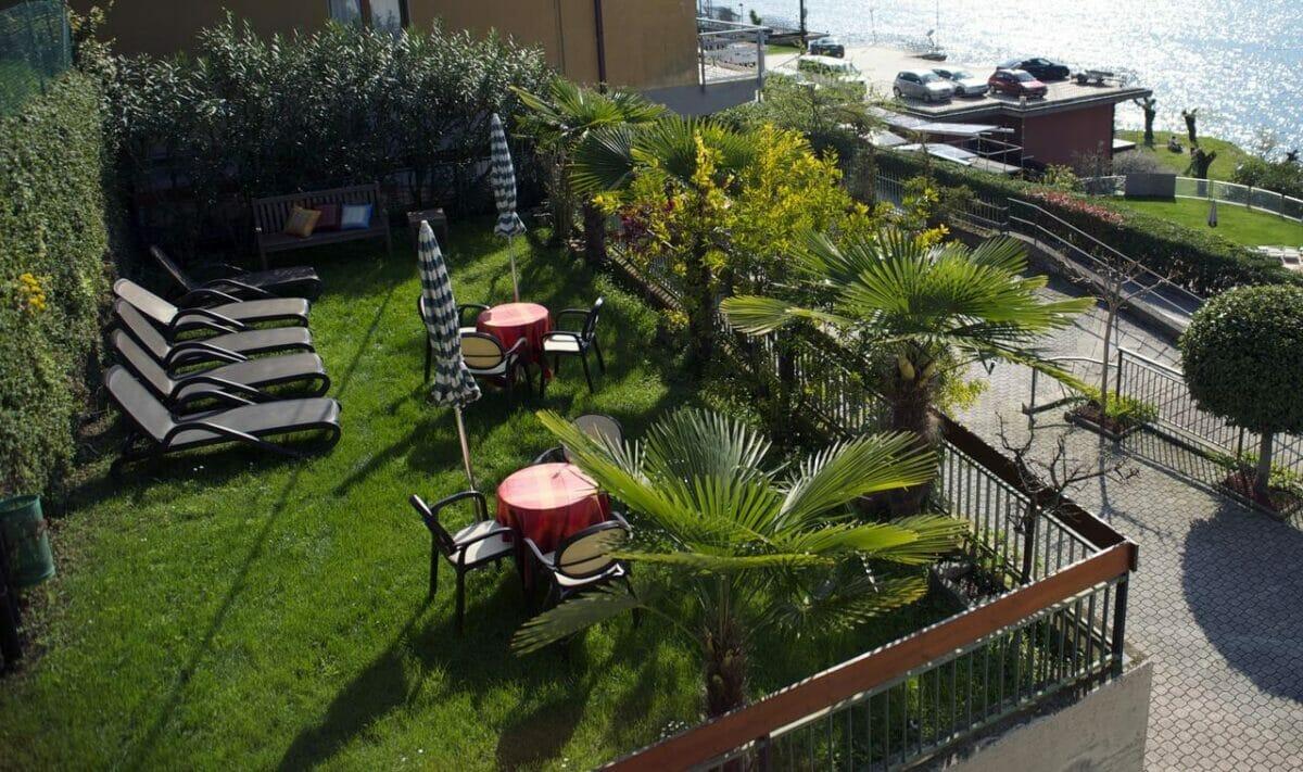 villa edera garden