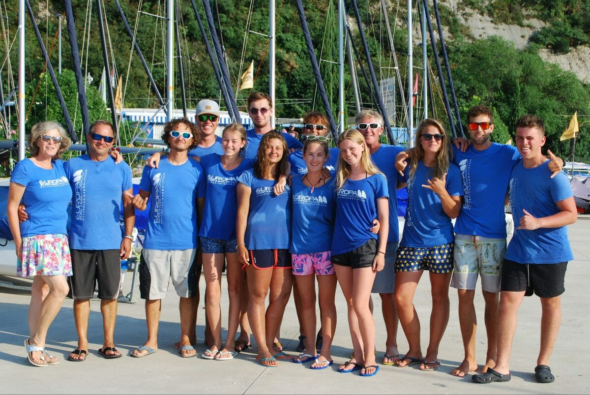 europa surf and sail team