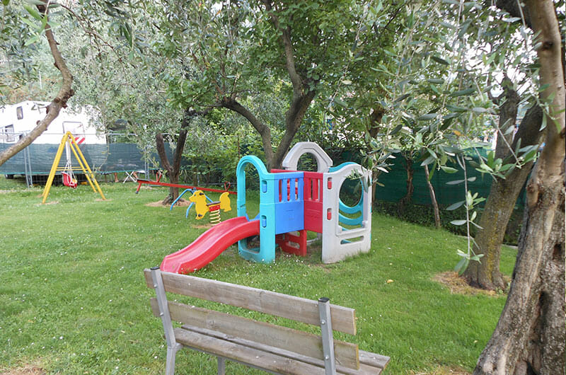 camping lombardi children's playground with toys