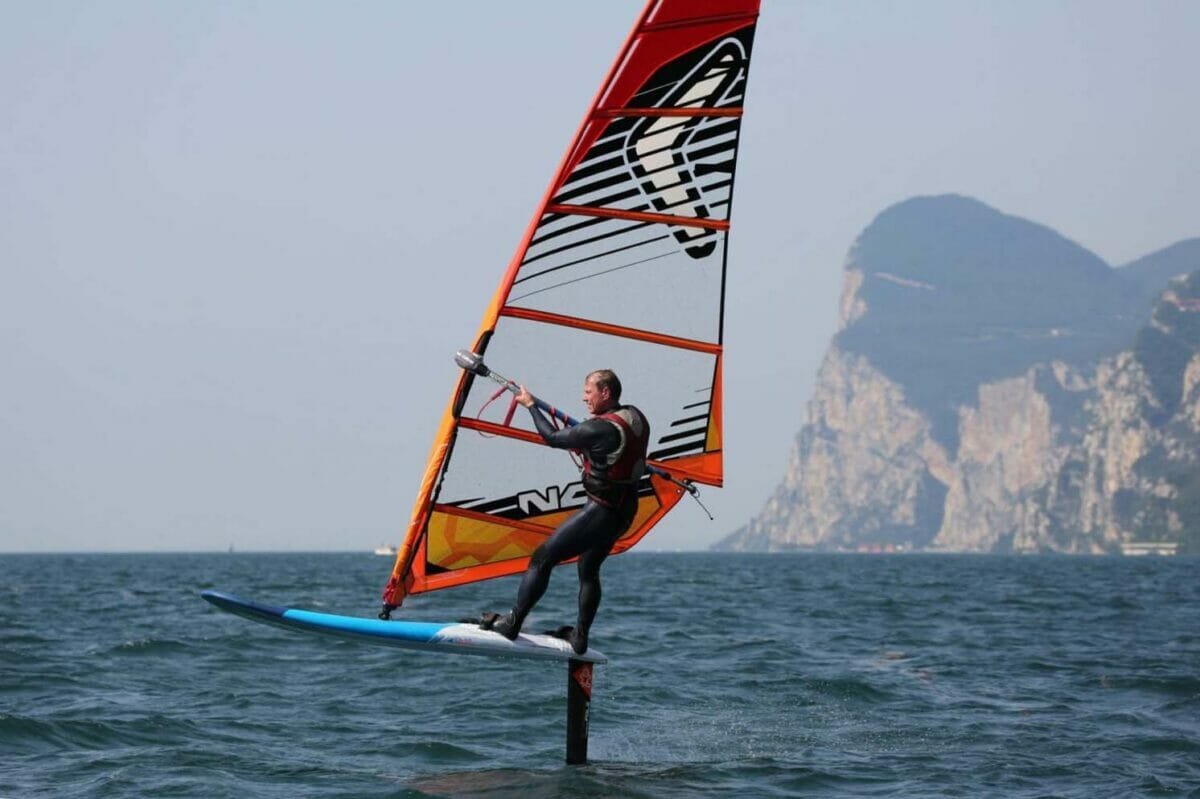 europa surf and sail windsurf foil