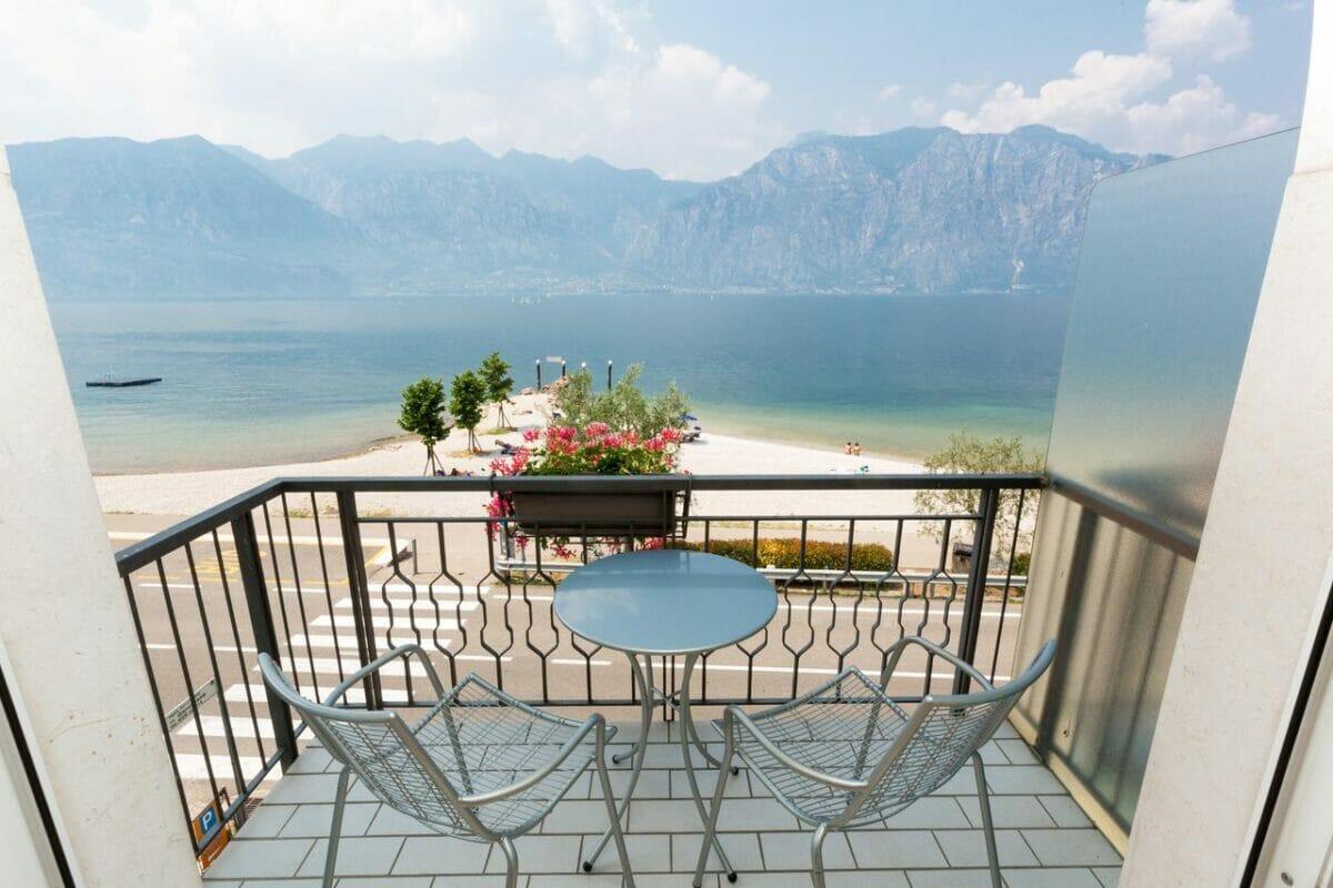 san remo seeblick von balkon