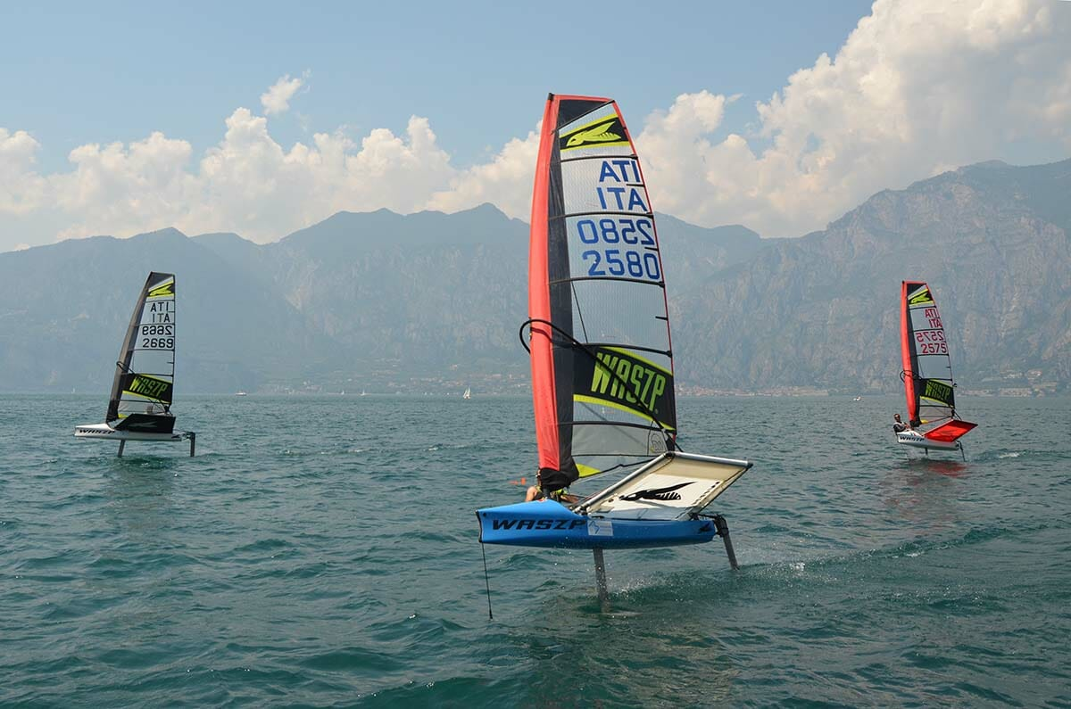 europa surf and sail regata wasp