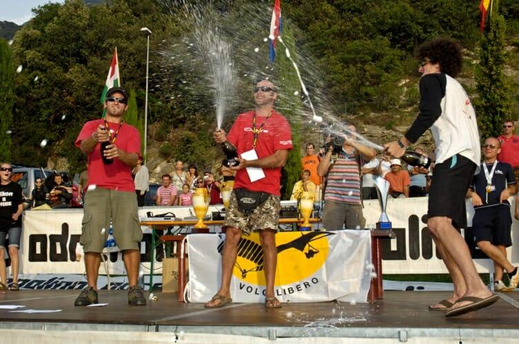race award ceremony