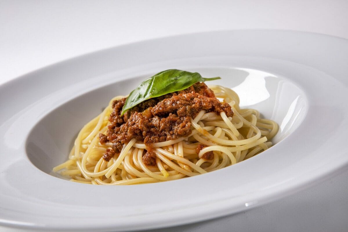 hotel nettuno spaghetti with meat sauce