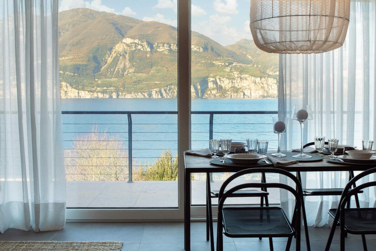 sunset residence soggiorno con vista