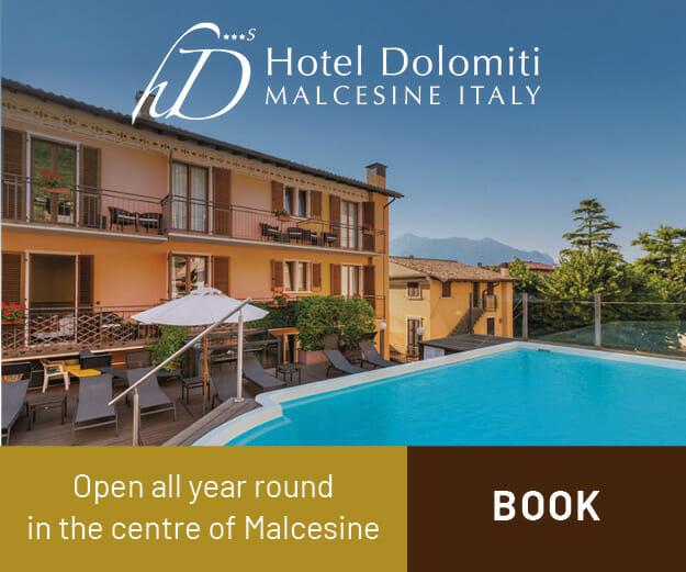Hotel Dolomiti 360gardalife en