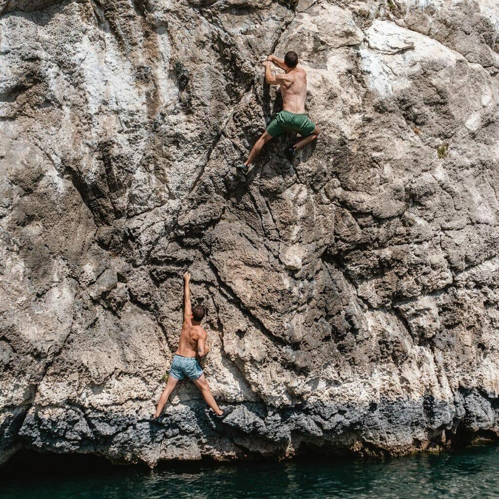 Brocchi sui Blocchi Lago di Garda