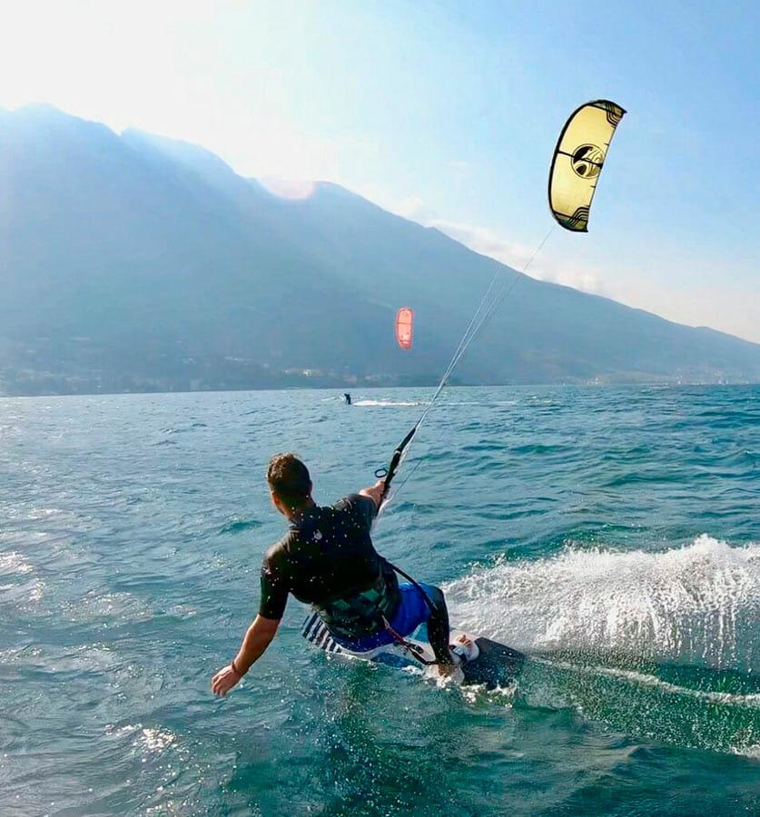 kitesurfkurs einsteiger